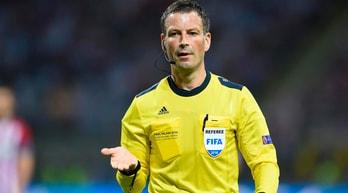 L'arbitro Clattenburg: «Ronaldo? Nessuna condotta violenta»