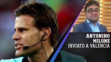"""Valencia-Juventus, Milone: """"Come due anni fa a Lione"""""""