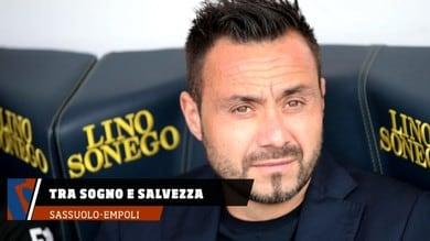 Sassuolo-Empoli, tra sogno e salvezza