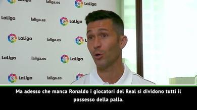 """Garcia: """"Benzema e Bale più liberi senza CR7"""""""