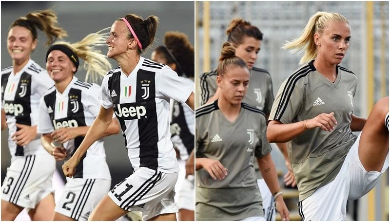 Calcio femminile, parte il campionato: è caccia alla Juve