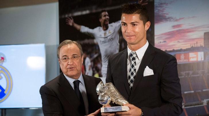 Dalla Spagna: «Perez svela i retroscena dell'affare Ronaldo»