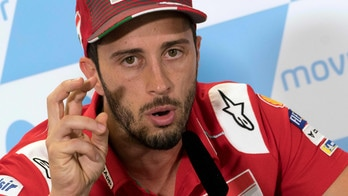 MotoGp Ducati, Dovizioso: «Sapevo di esser veloce»