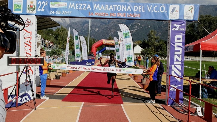 Si preannuncia una grande festa all'Aquadventure Park Mezzamaratona del VCO