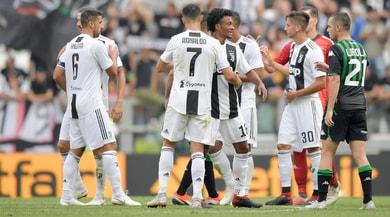 Juventus, Cuadrado:«Cristiano Ronaldo ci ha dato qualcosa in più»