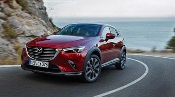 Mazda CX-3, sempre controcorrente tra design, diesel e prezzi