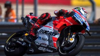 MotoGp Aragon, Libere 4: Lorenzo è in forma, Rossi resta indietro