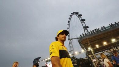 F1, Brown sulla scelta di Sainz: «È un ragazzo intelligente»
