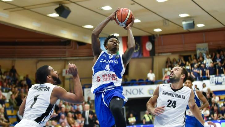 Basket Champions League, Blakes stende Szolnok