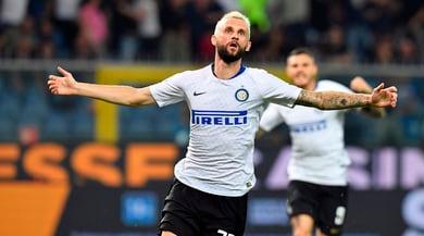 Sampdoria-Inter 0-1, Brozovic firma il blitz al 94' dopo 2 gol annullati col Var
