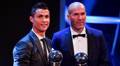 Perez:«Ronaldo e Zidane dei miti. Il Real Madrid sarà sempre casa loro»
