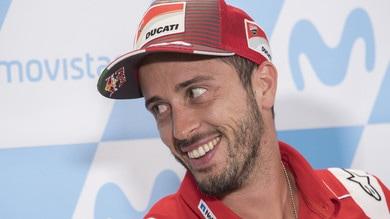 MotoGp Dovizioso: «Con Marquez è stata una lotta strana»