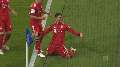 Schalke-Bayern Monaco 0-2, gli highlights