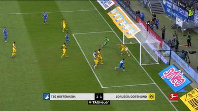 Hoffenheim, Belfodil si mangia l'impossibile
