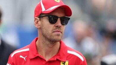 F1 Ferrari; Vettel: «Per Leclerc è un'ottima opportunità»