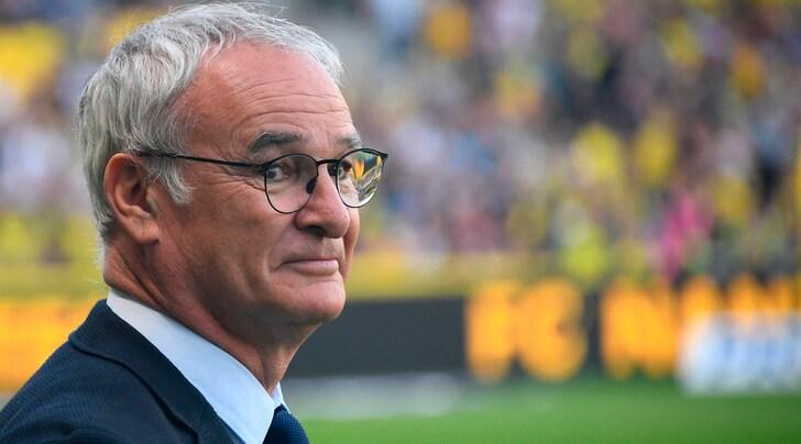 Ranieri: «La Juventus è il nostro faro in Europa»