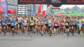 Monza21 Half Marathon, podisti in pista con Straneo e Dossena
