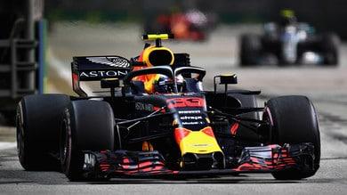 F1, Red Bull verso penalizzazione in griglia di partenza a Sochi