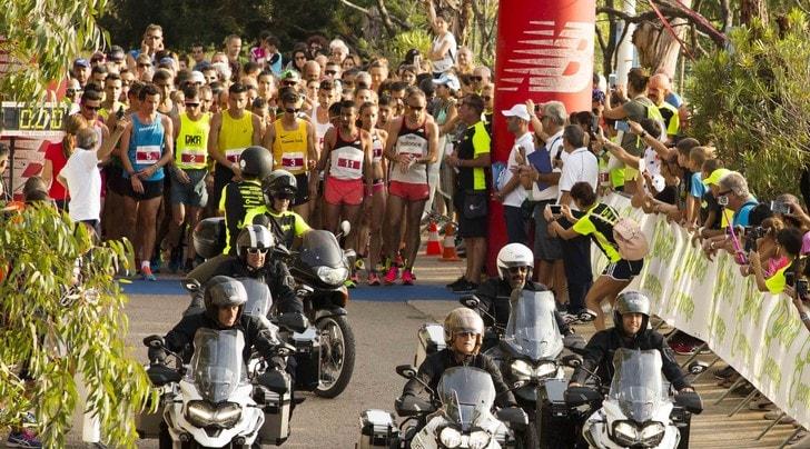 Arbatax di corsa, quarta edizione: vince Pietro Riva