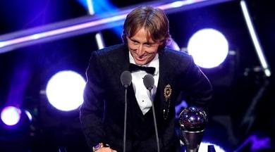 The Best Fifa, Ronaldo snobbato: Modric è il miglior giocatore