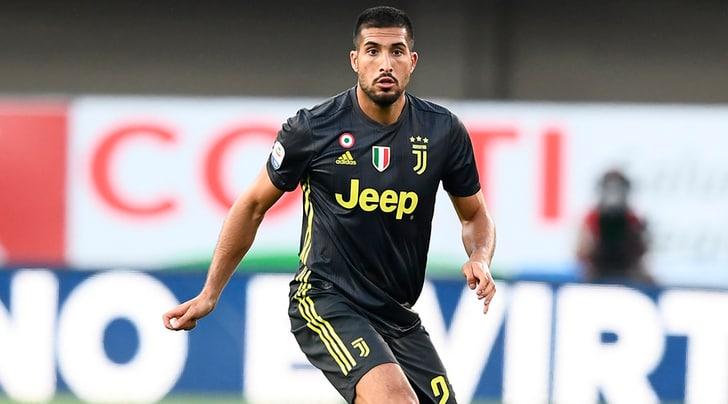 Emre Can garanzia Juventus