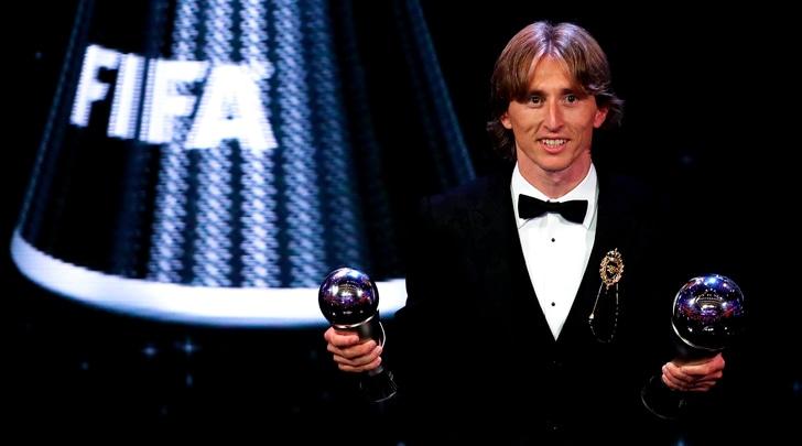 Pallone d'Oro, Modric, sorpasso a Ronaldo