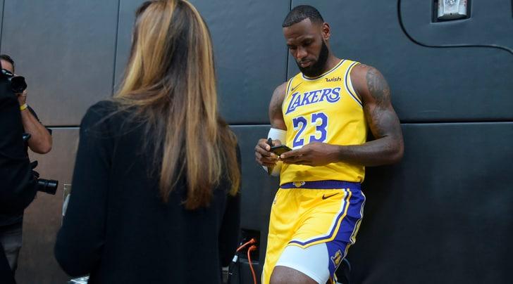 NBA, Los Angeles Lakers ancora senza LeBron James: niente derby coi Clippers