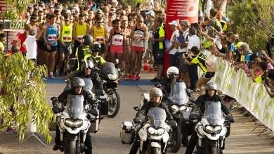 La quarta edizione dell'Arbatax di corsa è stata vinta da Pietro Riva