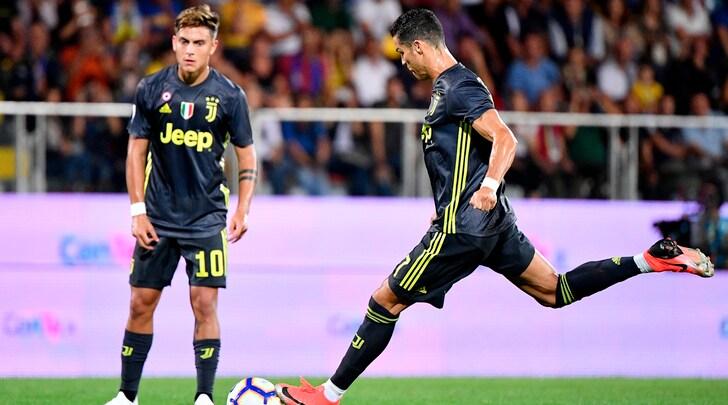 Juventus-Bologna, Allegri rispolvera il 3-5-2: la probabile formazione