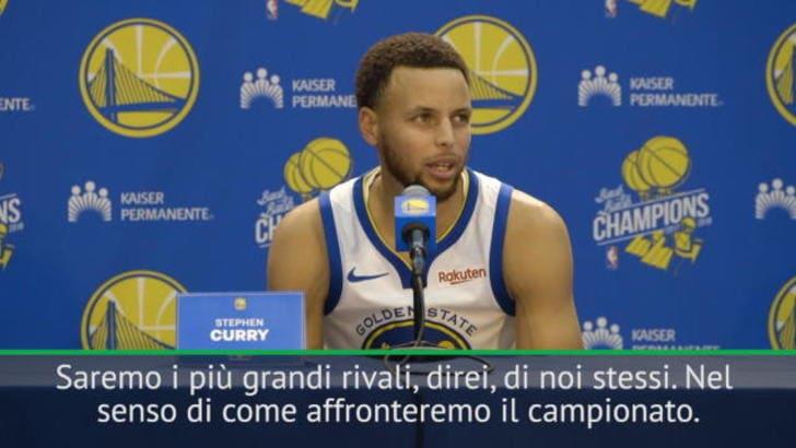 """Curry:""""Temiamo solo noi stessi"""""""