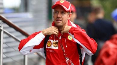 F1 Ferrari, Vettel: «La nostra macchina funziona bene ovunque»