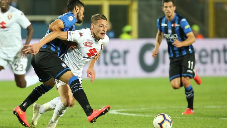 Diretta Torino-Atalanta ore 15: dove vederla in tv e le formazioni ufficiali