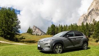 Hyundai Kona Ev, l'offensiva Suv diventa green