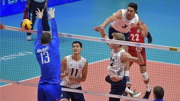 Volley: Mondiali 2018, la Russia va ko con gli Usa ed è fuori
