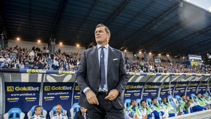 Serie A Spal, Semplici: «Partita equilibrata. Per 60' giocato alla pari»