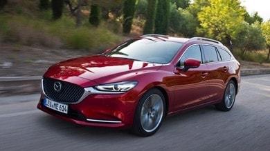 Nuova Mazda6, rivoluzione premium