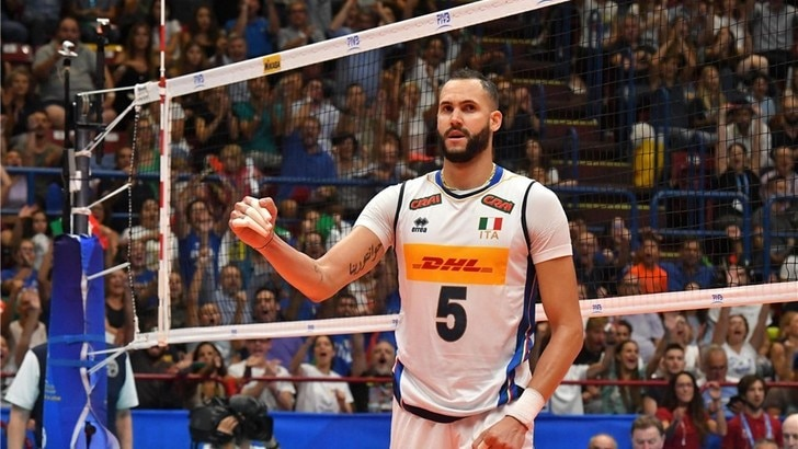 Volley: Mondiali 2018, per Juantorena ultima maglia azzurra ?