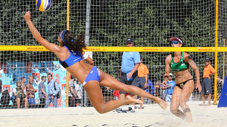 Beach Volley: da domenica 30 settembre si gioca a Qinzhou