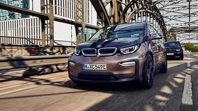 BMW i3 2018 investe in ambizioni ed autonomia