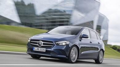 Nuova Mercedes Classe B: semplice, tecnologica e anche sportiva