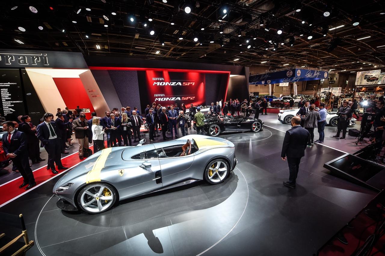Mondial Auto Paris, un salone dimezzato che va a tutta forza