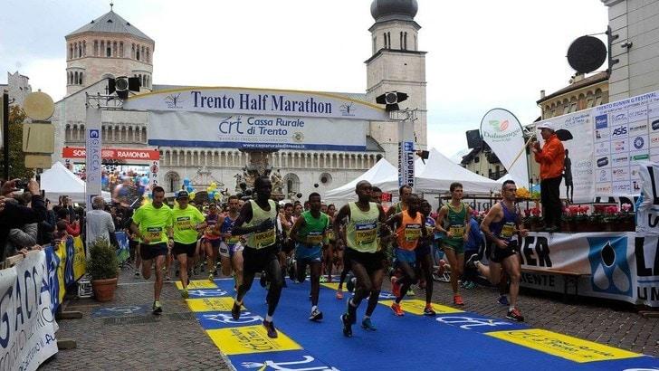 Edizione record al Trento Running Festival, oltre 1700 iscritti