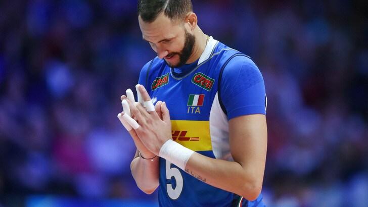 Volley: Juantorena ribadisce l'addio all'azzurro