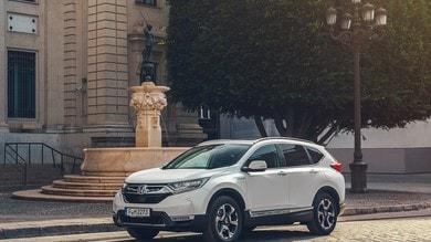 Honda CR-V Ibrido, «La svolta giusta»