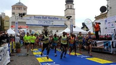 Campionato Italiano Master, in 2200 alla Trento Half Marathon