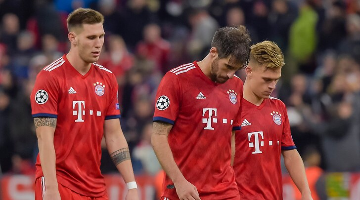 Bayern Gladbach 0:3
