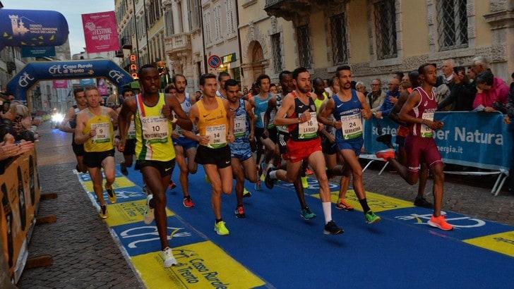 Yeman Crippa è 3° nel Giro al Sas vinto dal 17enne Jacob Kiplimo