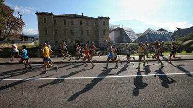 Trento Running Festival, una festa annunciata