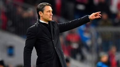 Il Bayern difende Kovac: «Massimo sostegno»