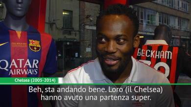 """Essien:""""Chelsea, puoi vincere la Premier"""""""